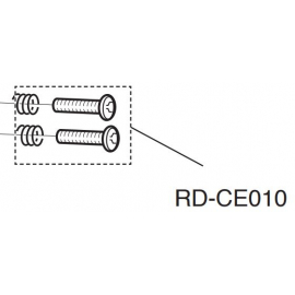 RD-CE010 set-stop screws with springs
