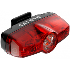 CATEYE RAPID MINI USB RECHARGEABLE REAR LIGHT (25 LUMEN):
