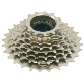 8 Speed Freewheel Nickel Plated 13/28T