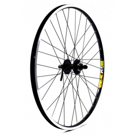 KX MTB650B Doublewall Q/R Screw On Wheel Disc Brake in Black (Rear)