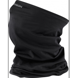 Isoler Microfiber neck warmer  black one size