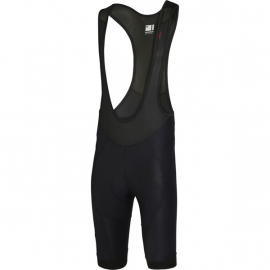 RoadRace Apex men's bib shorts  black medium