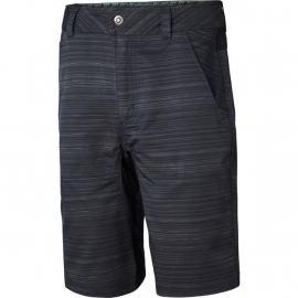Roam men's shorts  pinned stripes black / phantom medium