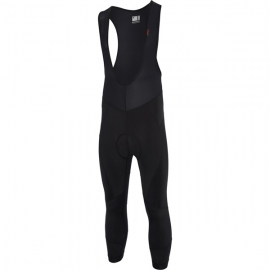 Sportive men's DWR 3/4 bib shorts  black small