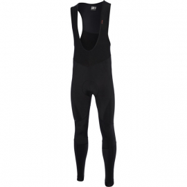 Sportive men's DWR bib tights  black medium