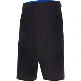 Trail men's shorts  black X-large