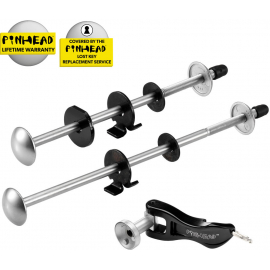 Quick Release 2-Pack (Wheels)