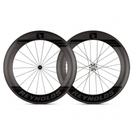 - Wheelset - Black Label - 80 Aero C Rim - HG