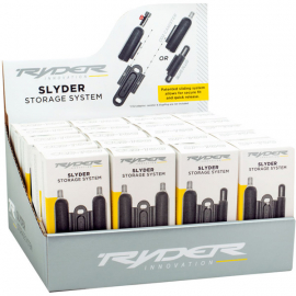 SLYDER Mixed SLUGPLUG/CO2 STORAGE SYSTEM