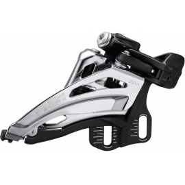 FD-M5100-E Deore front derailleur  11-speed double  side swing  E-type