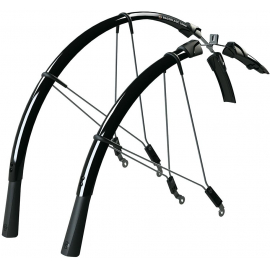 RACEBLADE LONG MUDGUARD SET: