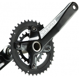 r XCR-D Chainset Alloy/Steel 22/36 Teeth