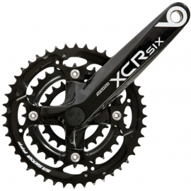 r XCR6 Chainset Alloy/Steel 26/36/48T175mm