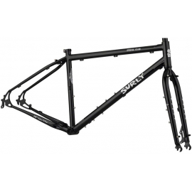 Bridge Club Frameset - Black
