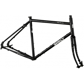 Disc Trucker Frameset - Black